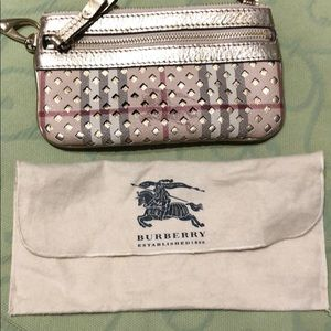 Burberry Bags - Wristlet purse